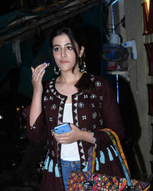 Nupur Sanon - Photos: Celebs Spotted At Myrah Spa In Juhu | Picture 1659328