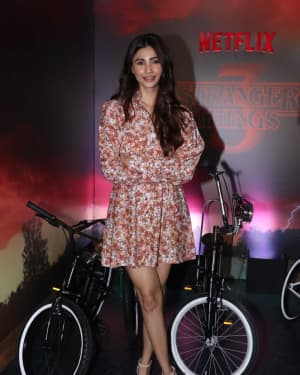 Daisy Shah - Photos: Screening Of Netflix Stranger Things 3 At Pvr