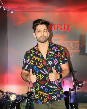 Himansh Kohli - Photos: Screening Of Netflix Stranger Things 3 At Pvr