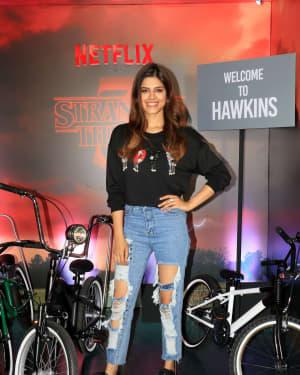 Asha Bhat - Photos: Screening Of Netflix Stranger Things 3 At Pvr