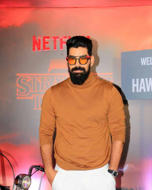 Kabir Duhan Singh - Photos: Screening Of Netflix Stranger Things 3 At Pvr