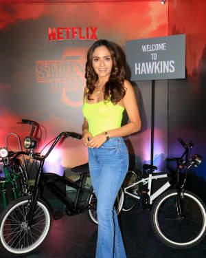 Amruta Khanvilkar - Photos: Screening Of Netflix Stranger Things 3 At Pvr | Picture 1659355