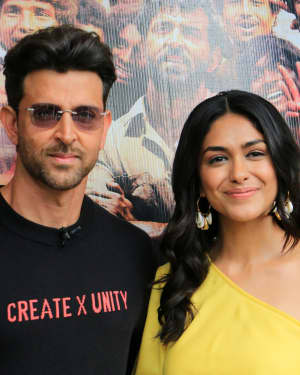 Photos: Promotions Of Film Super 30 At Sun N Sand In Juhu | Picture 1659797