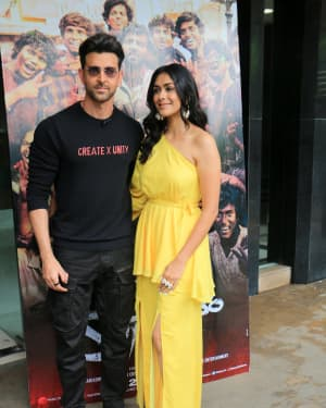 Photos: Promotions Of Film Super 30 At Sun N Sand In Juhu | Picture 1659780