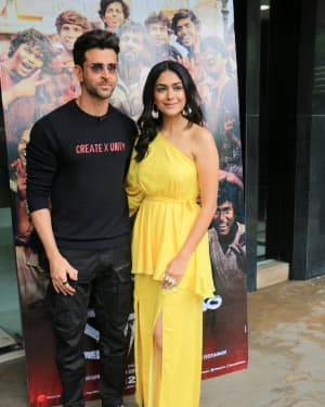 Photos: Promotions Of Film Super 30 At Sun N Sand In Juhu | Picture 1659781