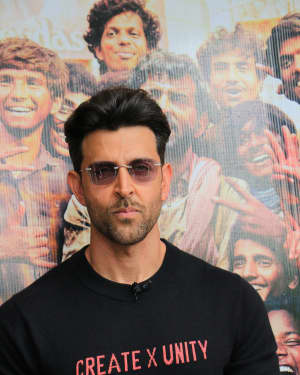 Hrithik Roshan - Photos: Promotions Of Film Super 30 At Sun N Sand In Juhu