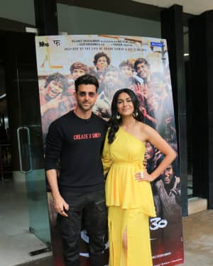 Photos: Promotions Of Film Super 30 At Sun N Sand In Juhu | Picture 1659782