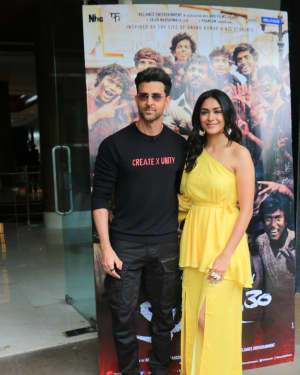 Photos: Promotions Of Film Super 30 At Sun N Sand In Juhu | Picture 1659783
