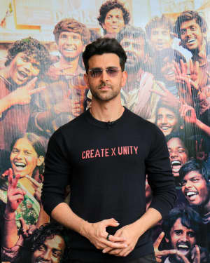 Hrithik Roshan - Photos: Promotions Of Film Super 30 At Sun N Sand In Juhu | Picture 1659793