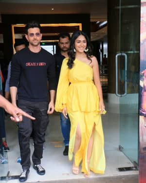 Photos: Promotions Of Film Super 30 At Sun N Sand In Juhu | Picture 1659779