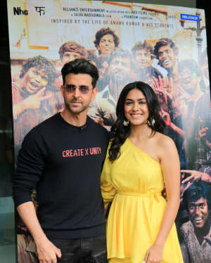 Photos: Promotions Of Film Super 30 At Sun N Sand In Juhu | Picture 1659796