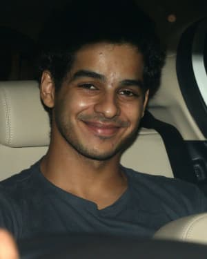 Ishaan Khattar - Photos: Screening Of Film Malaal At Yashraj Studios In Andheri