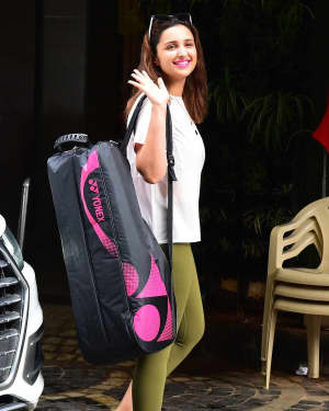 Parineeti Chopra - Photos: Celebs Spotted At Khar Gymkhana | Picture 1660222