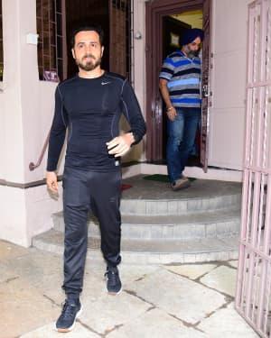 Emraan Hashmi - Photos: Celebs Spotted at Bandra