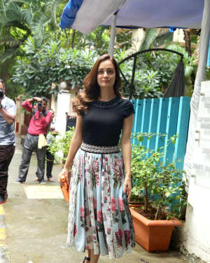 Dia Mirza - Photos: Celebs Spotted at Bandra | Picture 1660215