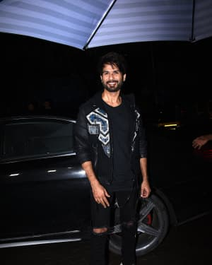 Shahid Kapoor - Photos: Success Party Of Kabir Singh At Arth In Khar | Picture 1660379