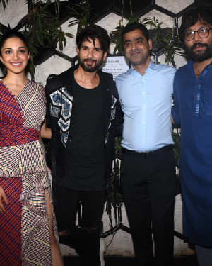 Photos: Success Party Of Kabir Singh At Arth In Khar | Picture 1660392