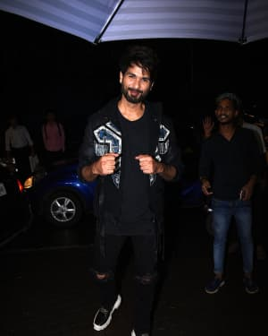 Shahid Kapoor - Photos: Success Party Of Kabir Singh At Arth In Khar | Picture 1660382