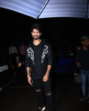 Shahid Kapoor - Photos: Success Party Of Kabir Singh At Arth In Khar | Picture 1660381