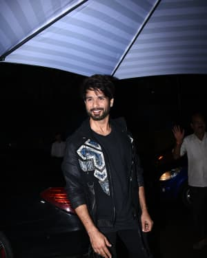 Shahid Kapoor - Photos: Success Party Of Kabir Singh At Arth In Khar | Picture 1660380