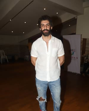 Jim Sarbh - Photos: Dance With Joy 2019 An Initiative Of Arts In Motion Annual Show