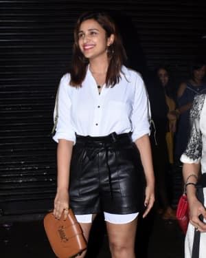 Parineeti Chopra - Photos: Celebs Spotted at Bastian