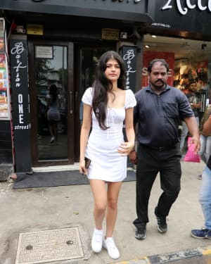 Anjini Dhawan - Photos: Celebs Spotted at Bastian | Picture 1661213