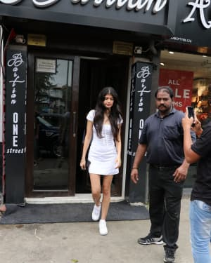 Anjini Dhawan - Photos: Celebs Spotted at Bastian | Picture 1661212