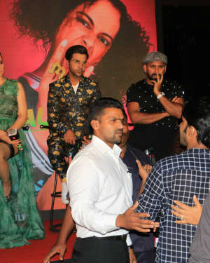 Photos: Song Launch Of Film Judgemental Hai Kya At Bombay Cocktail Bar | Picture 1661251