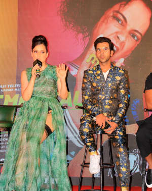 Photos: Song Launch Of Film Judgemental Hai Kya At Bombay Cocktail Bar | Picture 1661250