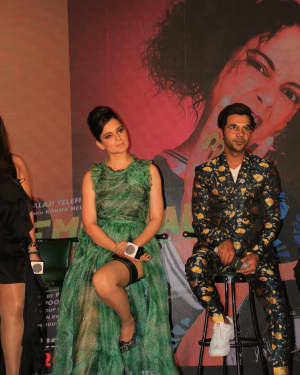 Photos: Song Launch Of Film Judgemental Hai Kya At Bombay Cocktail Bar | Picture 1661254