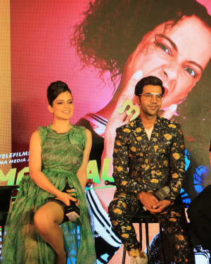 Photos: Song Launch Of Film Judgemental Hai Kya At Bombay Cocktail Bar | Picture 1661259