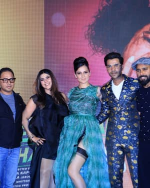 Photos: Song Launch Of Film Judgemental Hai Kya At Bombay Cocktail Bar | Picture 1661272