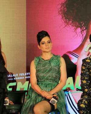 Photos: Song Launch Of Film Judgemental Hai Kya At Bombay Cocktail Bar | Picture 1661265