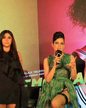 Photos: Song Launch Of Film Judgemental Hai Kya At Bombay Cocktail Bar | Picture 1661257