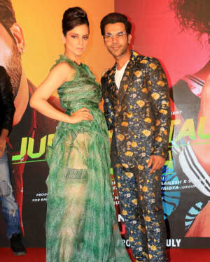 Photos: Song Launch Of Film Judgemental Hai Kya At Bombay Cocktail Bar | Picture 1661269