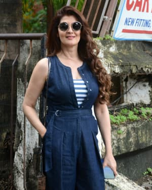 Sangeeta Bijlani - Photos: Celebs Spotted At Kromakay Salon In Juhu