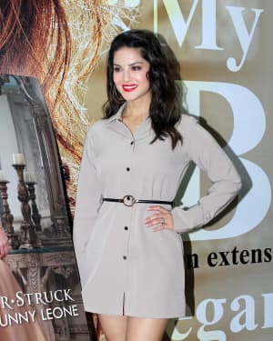 Photos: Sunny Leone Unveils Her Fashion Brand At India Licensing Expo | Picture 1661593