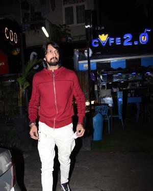 Kichcha Sudeep - Photos: Celebs Spotted at Bandra