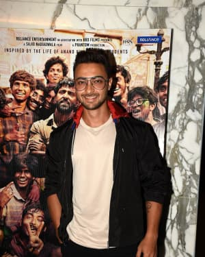 Aayush Sharma - Photos: Screening Of Film Super 30 At Yashraj Studios | Picture 1662215