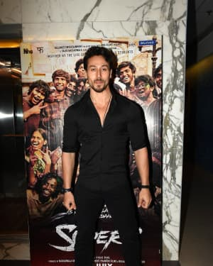 Tiger Shroff - Photos: Screening Of Film Super 30 At Yashraj Studios | Picture 1662216