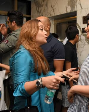 Photos: Screening Of Film Super 30 At Yashraj Studios | Picture 1662210