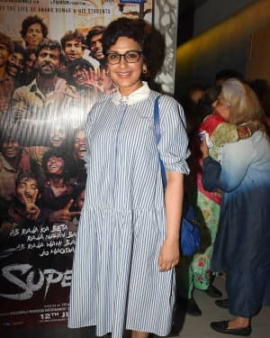 Sonali Bendre - Photos: Screening Of Film Super 30 At Yashraj Studios | Picture 1662209