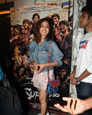 Yami Gautam - Photos: Screening Of Film Super 30 At Yashraj Studios | Picture 1662202