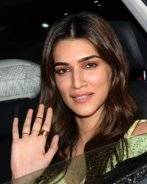Kriti Sanon - Photos: Screening Of Film Super 30 At Yashraj Studios
