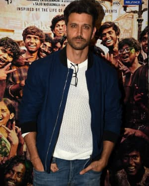 Hrithik Roshan - Photos: Screening Of Film Super 30 At Yashraj Studios