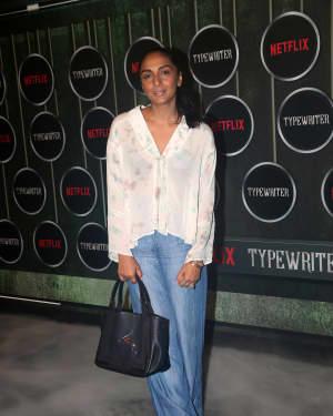 Shweta Salve - Photos: Screening Of Netflix New Series Typewriter At Bandra