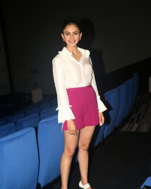 Rakul Preet Singh - Photos:  Launch Of Screex By Inox At Malad | Picture 1662840