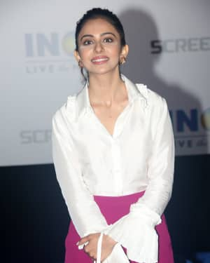Rakul Preet Singh - Photos:  Launch Of Screex By Inox At Malad | Picture 1662837