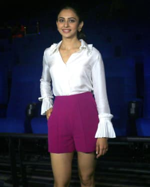 Rakul Preet Singh - Photos:  Launch Of Screex By Inox At Malad | Picture 1662844